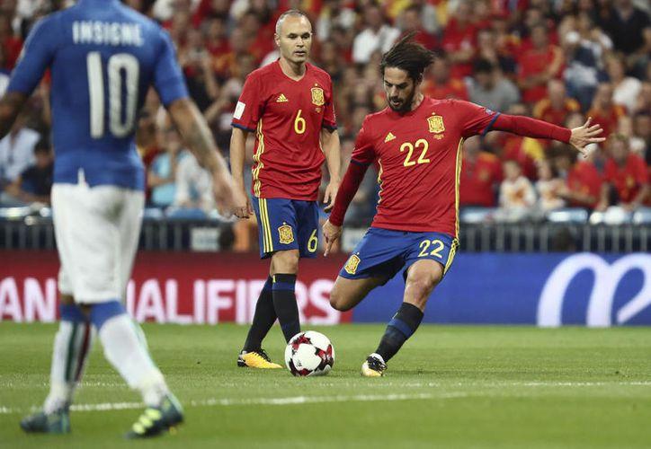 La Selección de España llegó a 19 unidades a falta de tres partidos por disputarse. (Foto: La Provincia)