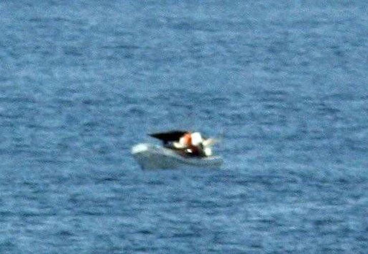 La embarcación estaba al garete a unos 300 kilómetros al noroeste de Isla Mujeres. (Contexto)
