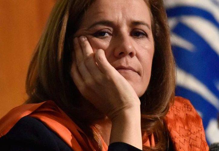 Los motivos del fin de su candidatura de Margarita Zavala, serán explicados la noche de este miércoles en el programa Tercer Grado. (Contexto)