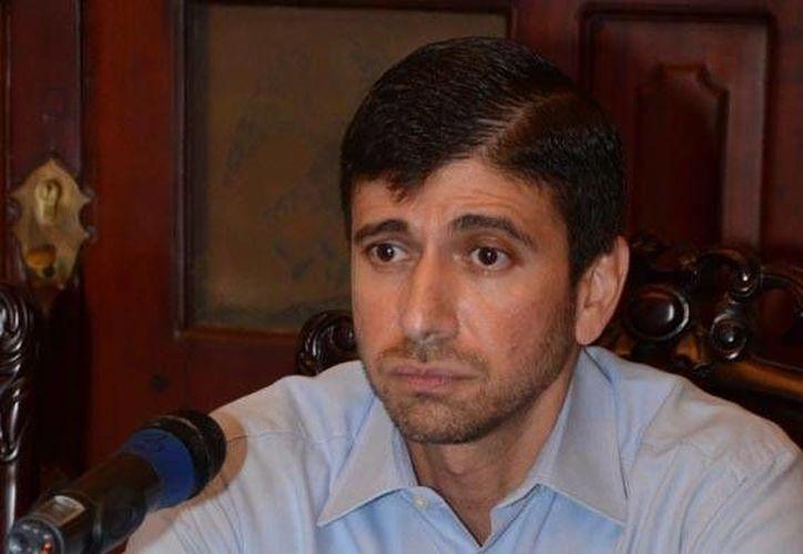 José Manuel Saiz libró a las autoridades locales de Tabasco, pero ahora lo requieren las federales. (SIPSE)