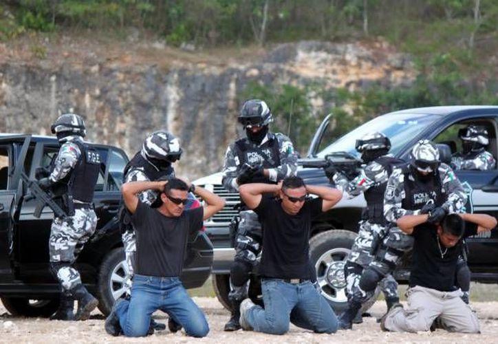 De acuerdo a la Encuesta Nacional de Victimización y Percepción sobre Seguridad Pública (Envipe) 2016 del Inegi, la percepción de seguridad que hay en Yucatán es la número 1 del país. (Foto de archivo de SIPSE)