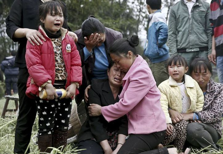 El terremoto hirió a más de 11 mil personas. (Agencias)