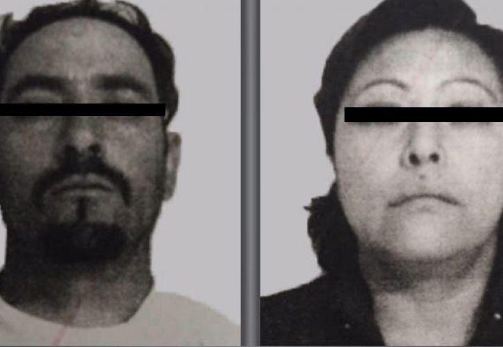 Adrián y Rosa Laura son señalados como los responsables de comprar a la bebé. (animalpolitico.com)