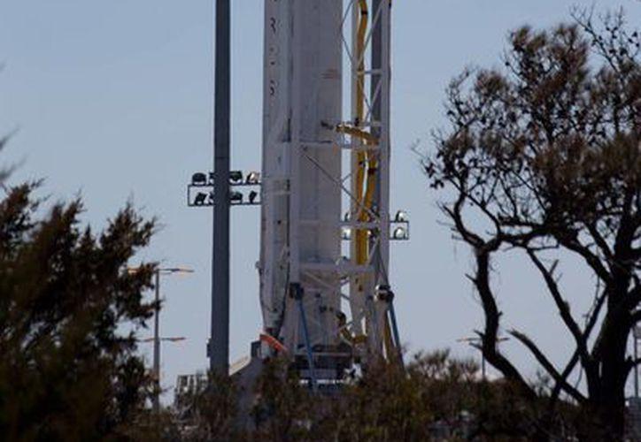 Orbital Sciences Corp. planea efectuar este miércoles el primer lanzamiento de prueba del cohete Antares. (nasa.gov)