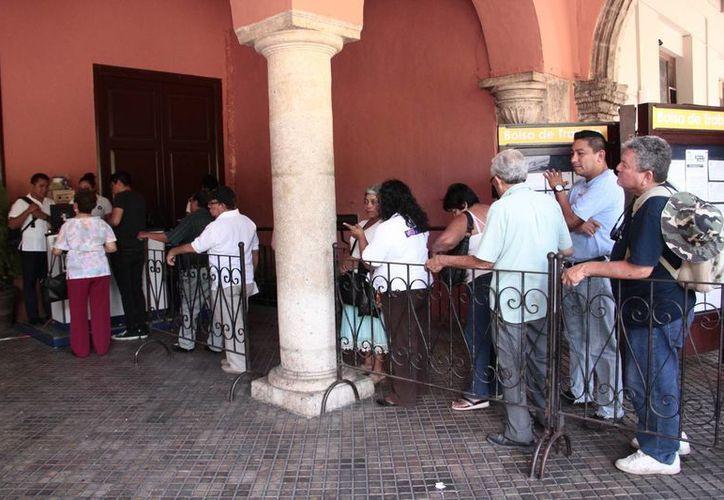 Comenzó a buen ritmo el pago del impuesto predial en Mérida. Se le recuerda a la ciudanía que en enero, febrero y marzo hay descuentos. (SIPSE)