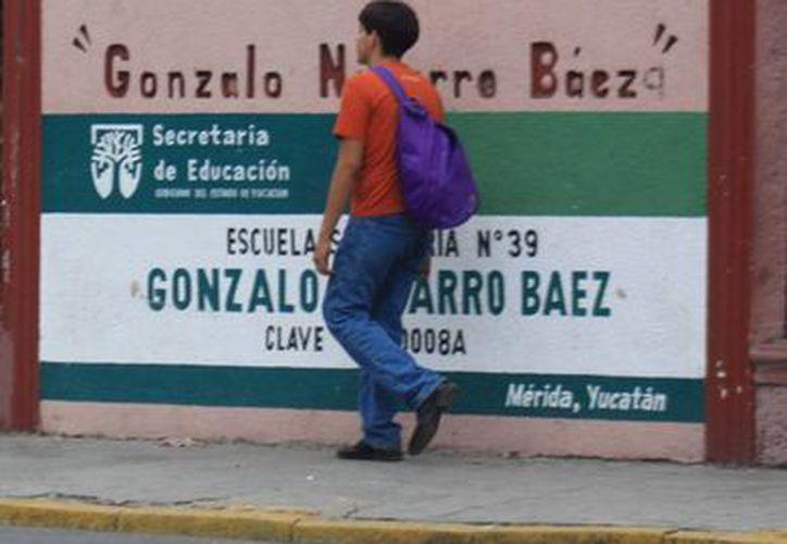 Las secundarias con mayor demanda están Mérida, Valladolid, Tekax y Ticul, entre otras. (Milenio Novedades)