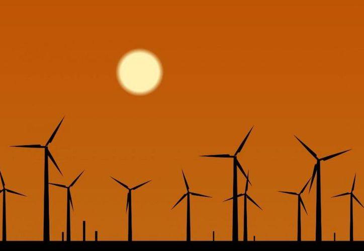 El gobierno de Yucatán indica que hay varias empresas interesadas en instalar parque eólicos. (Verdeate.com)