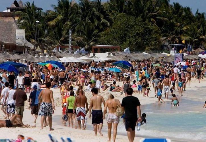 La Riviera Maya espera un aumento de la ocupación durante Semana Santa.  (Redacción/SIPSE)