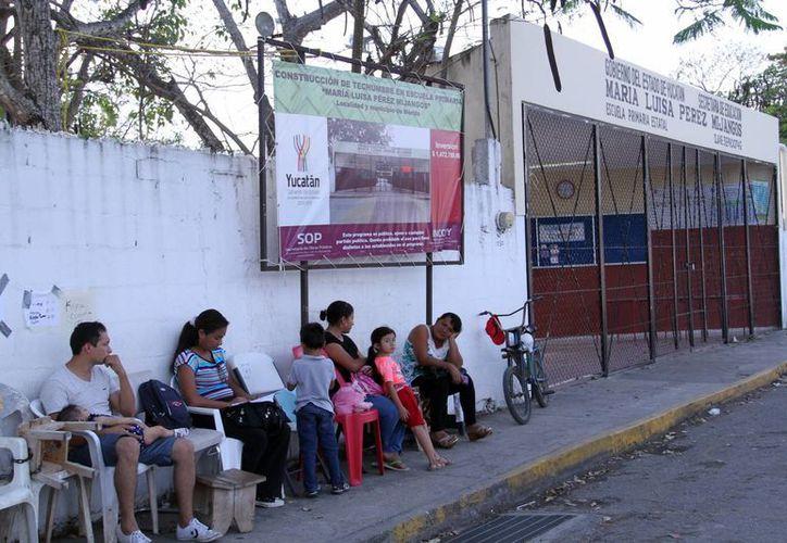 El trámite de preinscripción a nivel básico en Yucatán cierra el lunes 15 de enero. (SIPSE)
