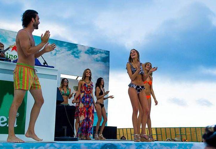 El Heineken Winterbeach 2014, se llevará a cabo del 3 al 7 de diciembre en Riviera Maya. (Foto/Internet)
