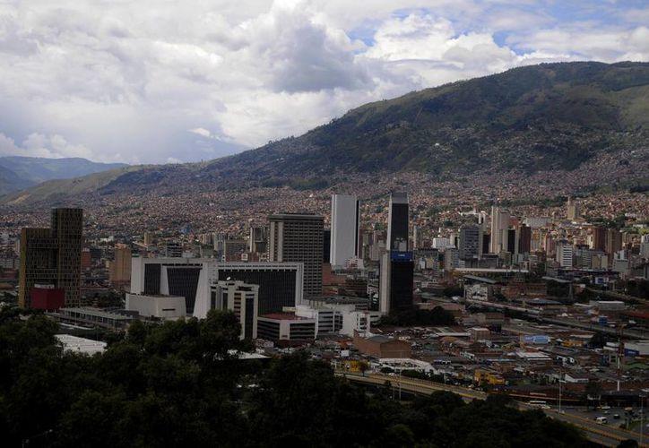Vista panorámica de Medellín, Colombia. (EFE)