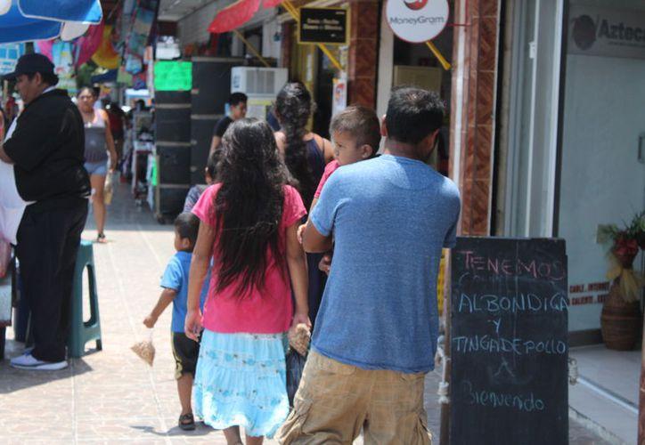 La dependencia trabaja a favor de la economía de los ciudadanos, ya que por las lluvias podría haber aumento de precios. (Joel Zamora/SIPSE)