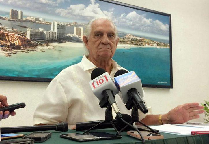 Preocupa al presidente de la AHC la forma en que promocionarán al destino. (Luis Soto/SIPSE)
