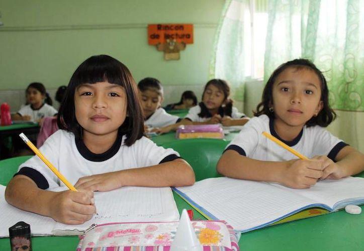 Las preincscripciones al nivel de educación básica corresponden al ciclo escolar 2015-2016 y son gratuitas. (Milenio Novedades)