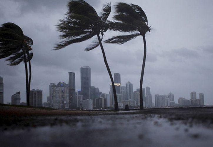 La tormenta tropical Nate puede llegar al territorio de EE.UU. la mañana de este domingo. (Carlos Barria/Reuters).
