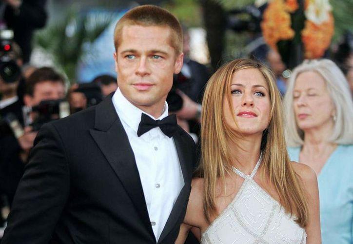 La pareja se separó en 2005, cuando Brad Pitt trabajó con Angelina Jolie e iniciaron una relación. (Foto: El Heraldo)
