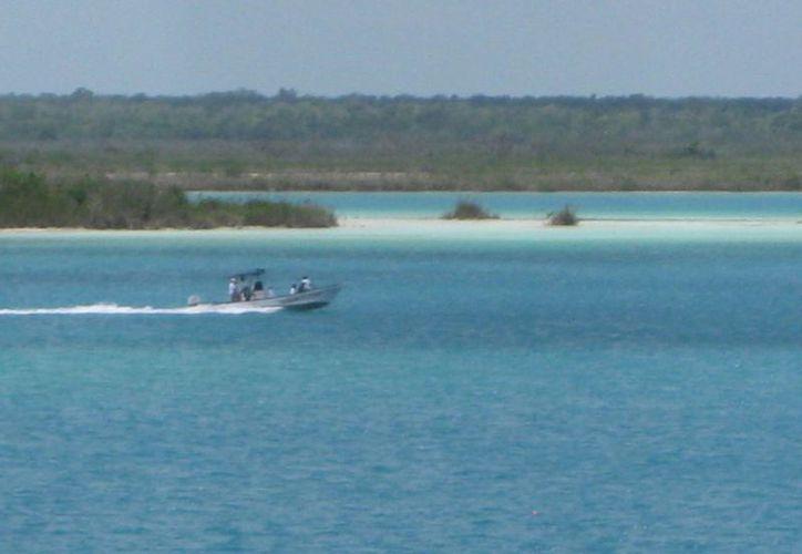 La estación biológica se dedicará al estudio ecológico del entorno de Bacalar y su sistema lagunar. (Javier Ortiz/SIPSE)