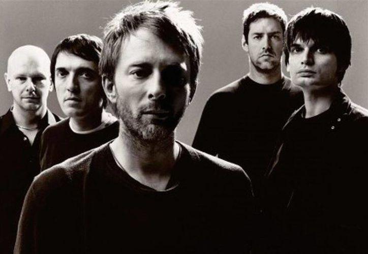 Los británicos de Radiohead  llegarán a México en octubre próximo. (Imagen tomada de vanyaland.com)