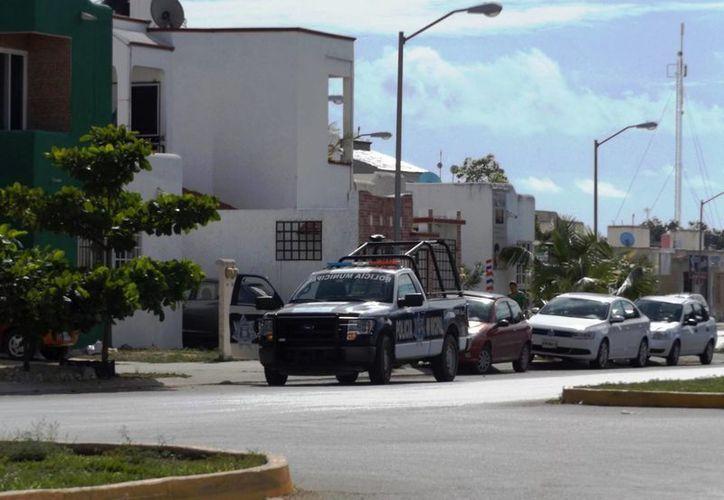 Ahora el fraccionamiento Villas del Sol encabeza la lista de las zonas del municipio con mayor delincuencia.  (Daniel Pacheco/SIPSE)