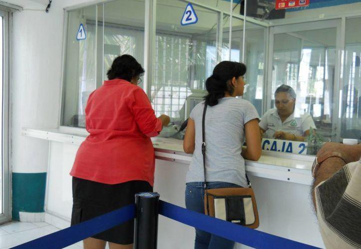 La actualización de la tarifa significará una captación extra de hasta 20 millones de pesos anuales para la CAPA. (Harold Alcocer/SIPSE)