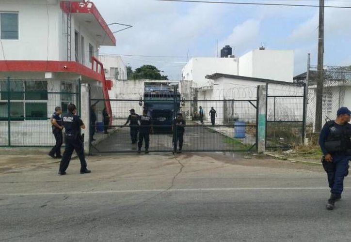 El operativo fue realizó en el Centro de Reinserción Social de Chetumal. (Contexto/Internet)