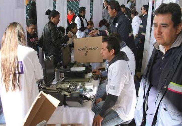 En Coahuila está por finalizar la primera etapa de entrega de los televisores digitales. (Milenio)
