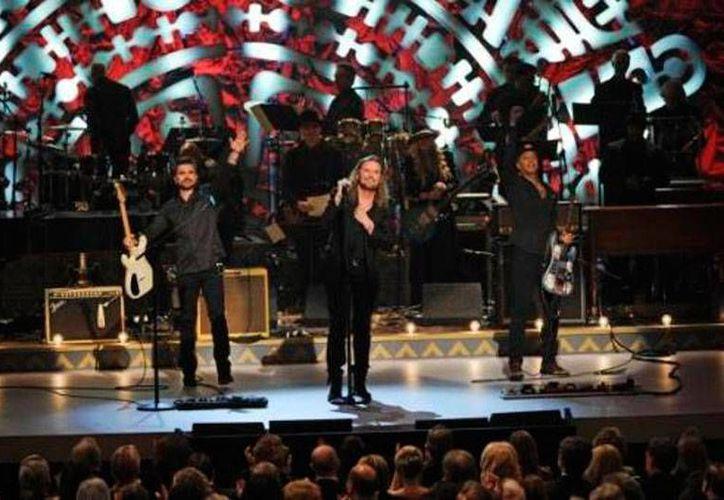 Grupo Maná tendrá 'lleno total' en concierto en Los Angeles: los boletos se agotaron en minutos. (Archivo/mana.com.mx)