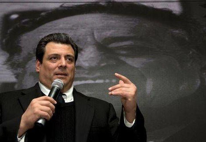 Mauricio Sulaimán es el cuarto mexicano que dirige el CMB, después de su padre, Luis Spota y Ramón Velázquez. (Mexsport.com)