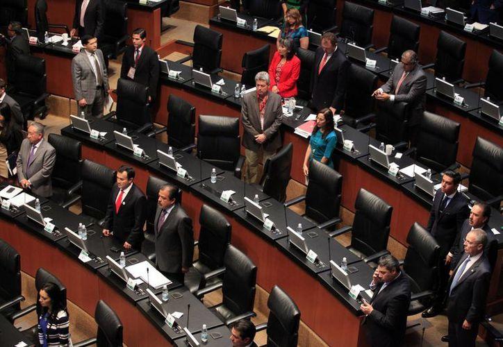 Los senadores indicaron que todavía falta mejorar las causales de nulidad de las elecciones. (Notimex)