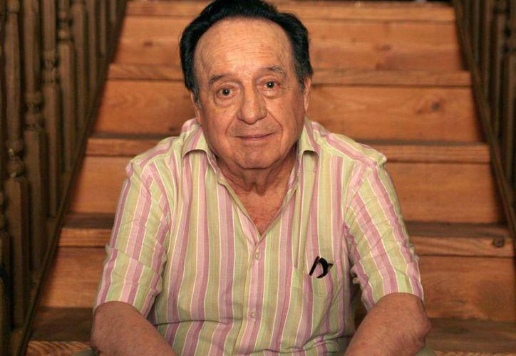 El creador de El Chapulín Colorado falleció a los 85 años el pasado 28 de noviembre en su casa de Cancún, Quintana Roo. (Archivo/EFE)