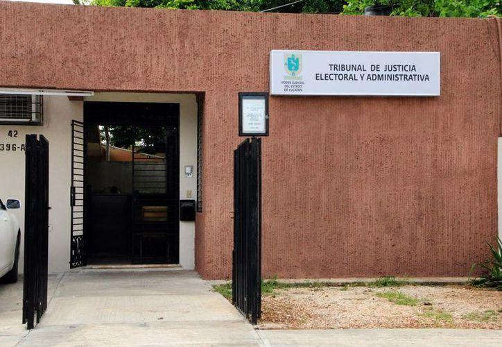 El Tribunal de Justicia Electoral analiza quejas de dos regidores. (Milenio Novedades)