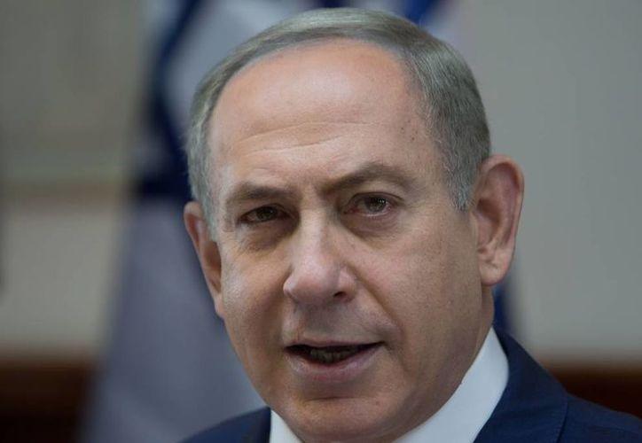 El gobierno de Benjamín Netanyahu habría restringido a todos sus miembros algún contacto con el presidente electo de los Estados Unidos, Donald Trump. (AP/Menahem Kahana)