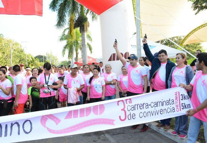 En el evento participaron medio millar de personas. (Miguel Maldonado/SIPSE)