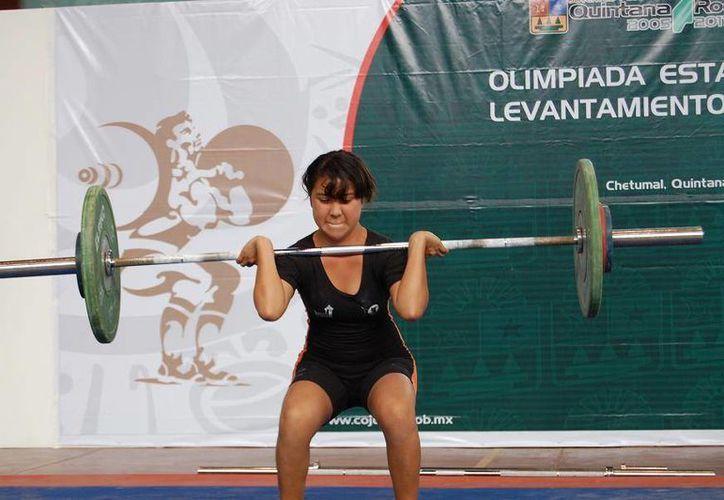 El levantamiento de pesas se llevará a cabo en Campeche. (Raúl Caballero/SIPSE)
