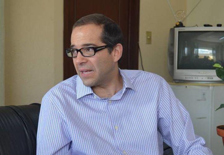 Ignacio Peralta, subsecretario de Comunicaciones, subrayó que la geolocalización es un tema de derechos que ya estaban en la ley anterior. (homozapping.com.mx)