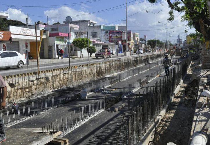 Cientos de miles de campechanos se vieron beneficiados con las obras del megadrenaje, informó el gobernador de ese estado, Alejandro Moreno Cárdenas. (Archivo/Notimex)