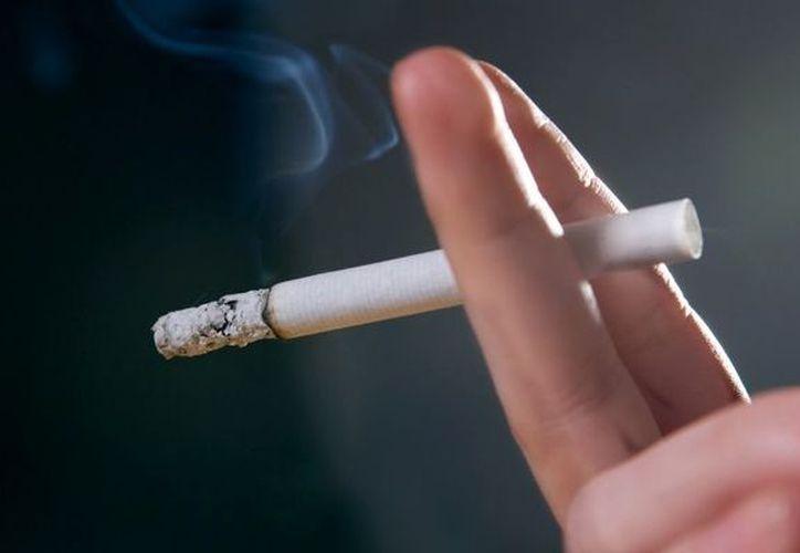 El porcentaje de mujeres adolescentes del sexo femenino que fuman sobrepasa la media estatal. (Tomada de internet)