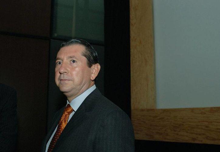 Zeferino Torreblanca, exmandatario de Guerrero, compareció el 28 de marzo pasado en la Contraloría General del Estado para aclarar el destino de más de mil 300 mdp. (proceso.com.mx)