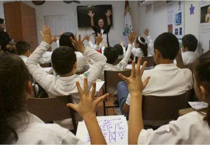Los trastornos de conducta son detectados en muchos casos por los profesores. (Milenio Novedades)
