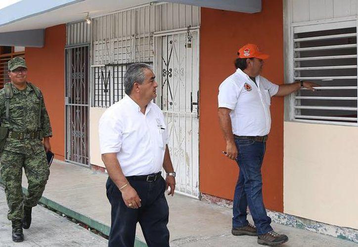 Los refugios serán los mismos que el año pasado en Leona Vicario y Central Vallarta. (Tomás Álvarez/SIPSE)