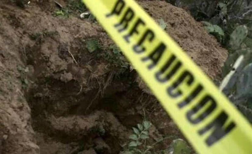 Los cuerpos fueron localizados en una fosa en el municipio de El Salto. (El Occidental)