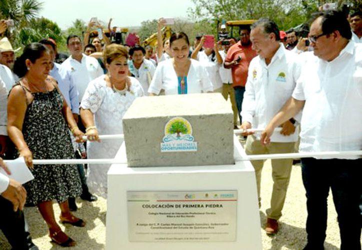 Once millones de pesos se destinó para la construcción del plantel, que atenderá a más de 200 mil alumnos.
