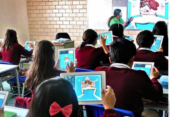 El costo de cada tableta es de alrededor de mil 400 pesos. (Archivo/SIPSE)