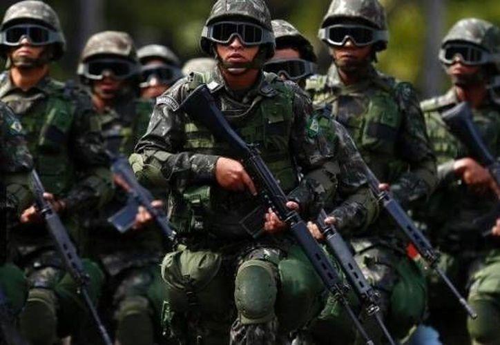 El Ejército indicó que no tenía declaraciones que dar porque no ha sido notificado oficialmente. (sur1810.com)