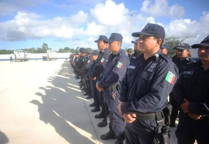Aseguran que es indispensable la capacitación del personal de la Dirección General de Seguridad Pública, Tránsito y Bomberos. (Redacción/SIPSE)