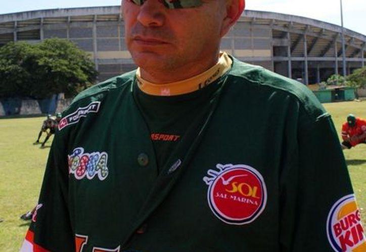 Juan José Pacho será directivo de Leones de Yucatán. (SIPSE)
