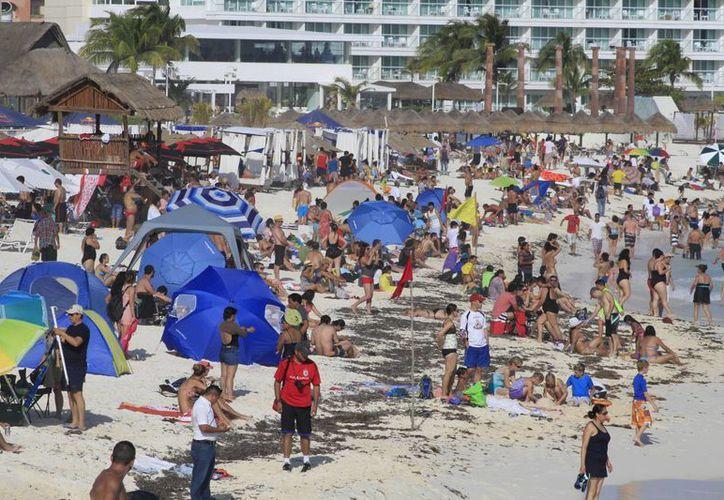 Prevén un importante ingreso económico para diversos sectores como el turístico. (Sergio Orozco/SIPSE)