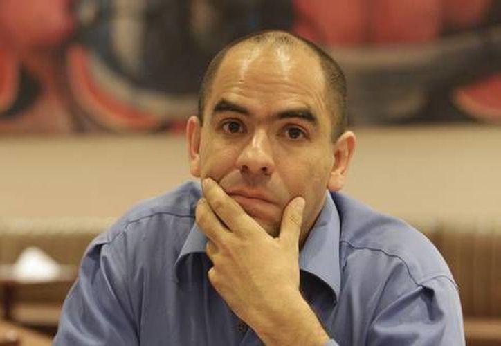 Óscar Valle no podrá cobrar la indemnización hasta que la CEAV no obtenga el visto bueno de la Semar. (Yazmín Ortega Cortés/jornada.unam.mx)