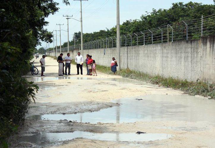 Autoridades buscan solucionar el problema del transporte urbano. (Redacción/SIPSE)