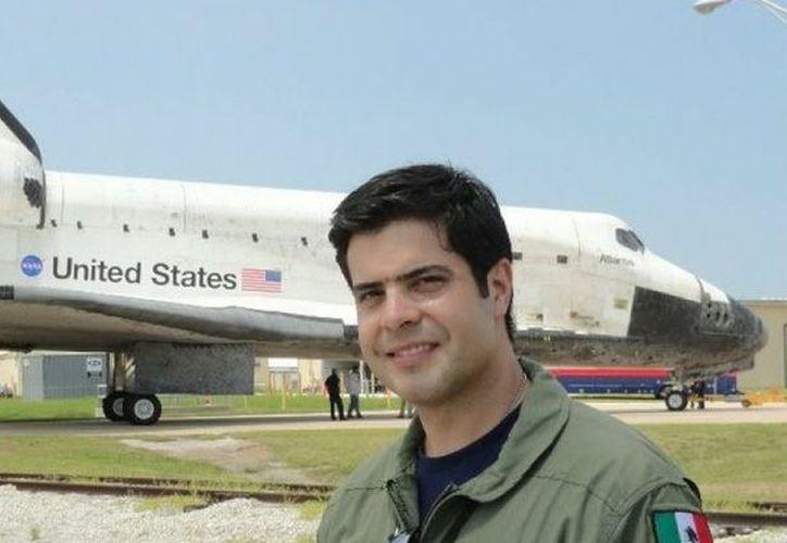 Carlos Salicrup será el líder del equipo médico en la misión análoga a Marte de la NASA. (Animal Político)